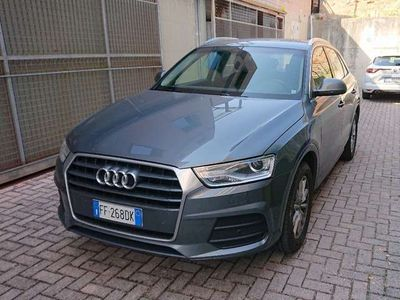 usata Audi Q3 2.0 TDI 150 CV S tronic