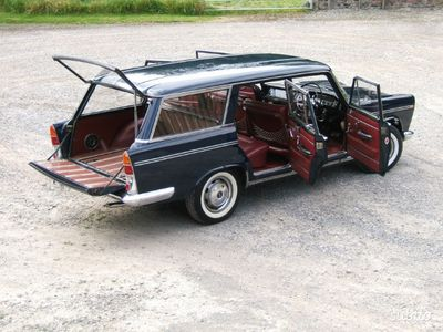 usado Fiat 2300 familiare - Anni 60