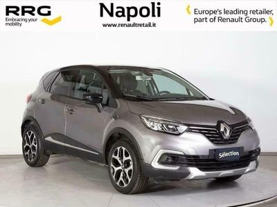 usata Renault Captur 8V 90 CV Start&Stop Energy Intens del 2018 usata a Pozzuoli
