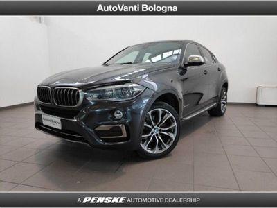 brugt BMW X6 xDrive30d 258CV Extravagance del 2015 usata a Granarolo dell'Emilia