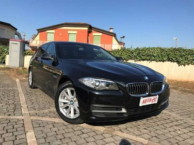 usata BMW 518 d 2.0 150Cv Touring Business aut. BI-XENON