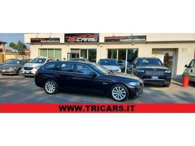usata BMW 520 Serie 5 (F10/F11)Touring Luxury LEGGERE ANNUNCIO