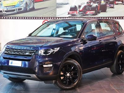 gebraucht Land Rover Discovery Sport 2.0 TD4 150 CV SE usato
