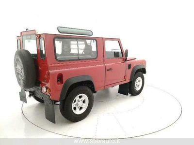 usata Land Rover Defender 90 2.5 Td5 Soft-Top