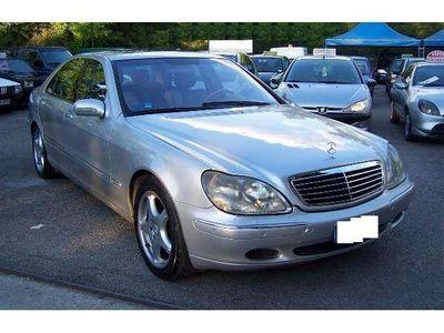 usata Mercedes S600 cat Lunga