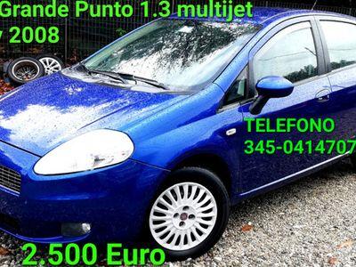 usata Fiat Grande Punto Grande Punto 1.3 MJT 90 CV 5 porte Dynamic