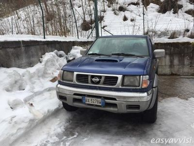 usata Nissan King pick up 2.5 td 2 portecab navara diesel