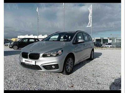 usata BMW 218 Serie 2 Gran Tourer d xDrive Advantage del 2017 usata a Vinci