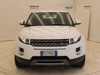 usado Land Rover Range Rover evoque Evoque 2.2 td4 Pure 150cv 5p