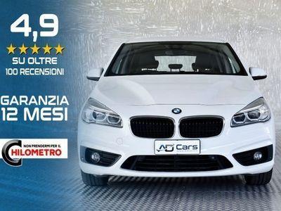 used BMW 218 Active Tourer d