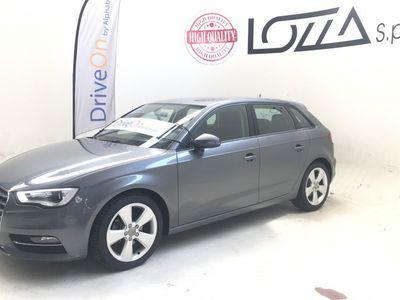 usata Audi A3 2.0 TDI S tronic Ambition S.Back
