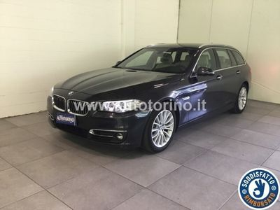 used BMW 520 SERIE 5 TOURING d touring xdrive Luxury 184cv auto E6