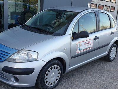 usata Citroën C3 1.4 HDi 70CV Van Vetrata clima motore