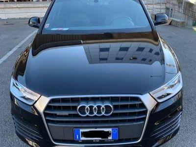 usata Audi Q3 2.0 TDI 150 CV quattro S tronic S lin