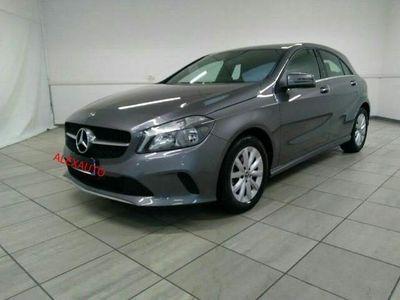 usata Mercedes A160 Business TELECAMERA POSTERIORE navigatore