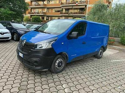 usata Renault Trafic L1 H1 T27 dci 120 ICE