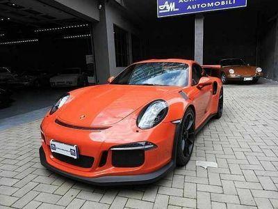 usata Porsche 911 GT3 RS 991 4.0Italia 3.000km Pronta MAI PISTA!