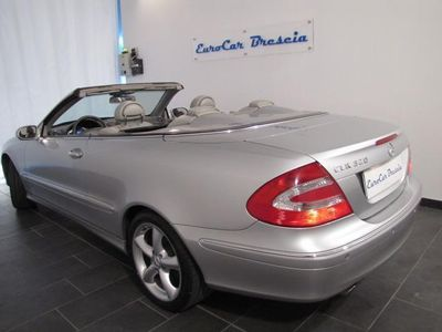 usata Mercedes CLK320 Cabrio Elegance - PELLE - NAVIGATORE - XENO - SENS