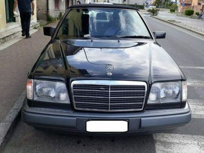 usata Mercedes E200 cat Cabriolet rif. 11528714