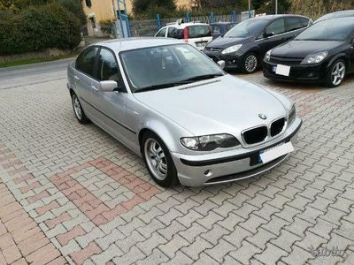 used BMW 320 Serie 3 d Eletta