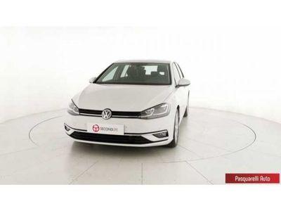 usata VW Golf 7ª serie 1.6 TDI 115 CV DSG 5p. Executive BlueMotion Technology