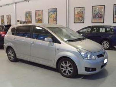 usata Toyota Corolla Verso 2.2 16V D-4D DPF Sol 7pti del 2009 usata a Buttapietra