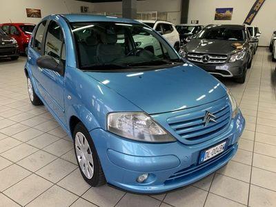 usata Citroën C3 1.4 HDi 70CV Elegance Neopatentati