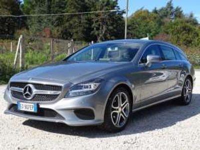 usata Mercedes CLS220 SW BlueTEC Premium 2014 Unipro´ Diesel