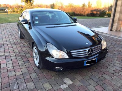 usata Mercedes CLS320 anno 2007