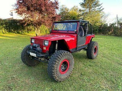 usata Jeep Wrangler 1ª-2ª s. - 1989