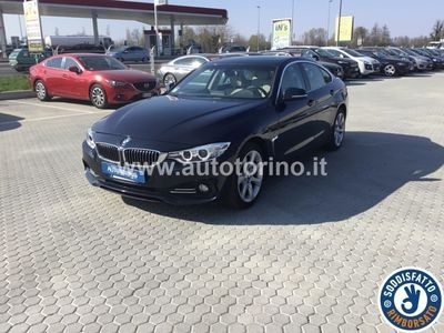 gebraucht BMW 420 SERIE 4 GRAN COUPE d g.coupe xdrive Msport 190cv auto