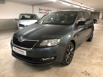 usado Skoda Rapid 1.4 TDI 90 CV Design Edition