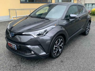 usata Toyota C-HR C-HR1.8 Hybrid CVT Trend