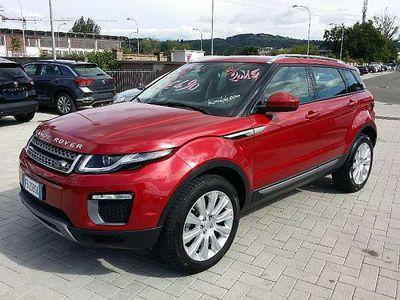 usado Land Rover Range Rover evoque *AUTOMATICA+SELETTORI* 2.0 TD4 SE XENON