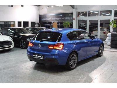 usata BMW 118 118 D pacchetto M Sport in pelle 18