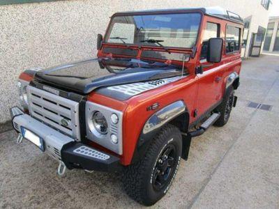 brugt Land Rover Defender 90 2.5 Td5 Station Wagon S