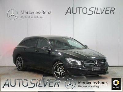 usata Mercedes CLA220 d S.W. Automatic Premium Dark Night