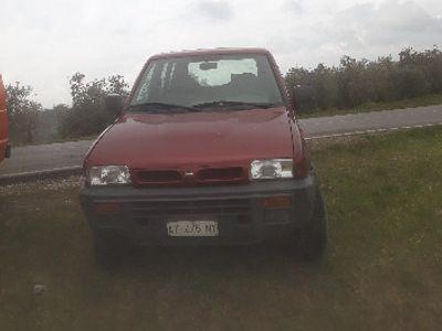second-hand Nissan Terrano II - 1996