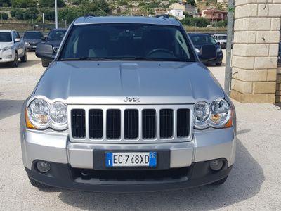 usata Jeep Grand Cherokee laredo 3.0crd v6 automatica