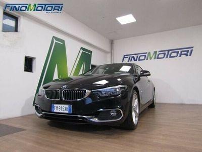 usata BMW 430 i Cabrio Luxury - UNICO PROPRIETARIO
