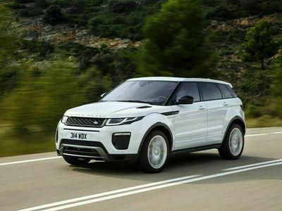 usata Land Rover Range Rover evoque 2.0 TD4 150 CV 5p. SE Dynamic