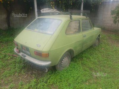 usata Fiat 127 prima serie anno 1974
