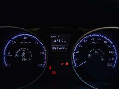 gebraucht Hyundai ix35 2.0 CRDi 4WD Classic