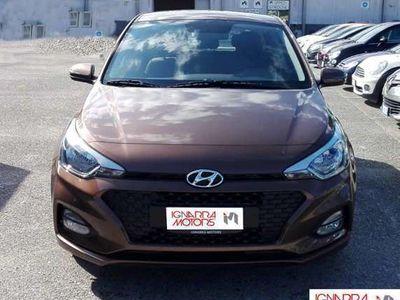 usata Hyundai i20 FL 1.2 MPI75 CV TECH
