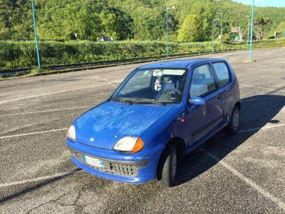 usado Fiat Seicento 0.9 GPL 157.000km buone condizioni
