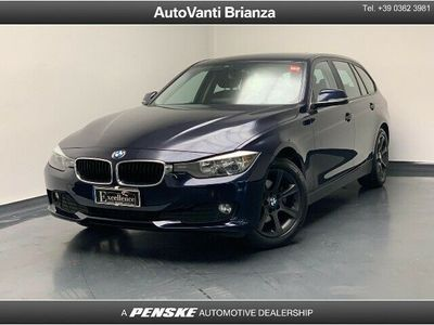 usata BMW 320 Serie 3 d Touring Business aut.