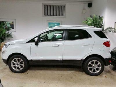 usata Ford Ecosport 1.5 Ecoblue 125 CV S&S AWD Titanium