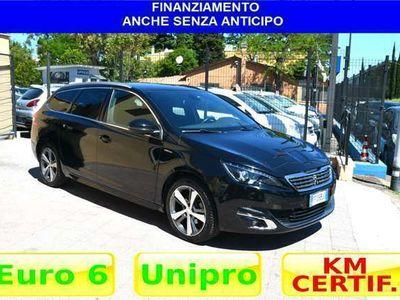 usata Peugeot 308 BlueHDi 120cv GT-LINE **TOP DI GAMMA** FATTURABILE