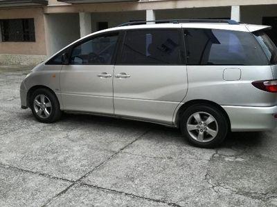 usata Toyota Previa 2.0 Tdi D-4D