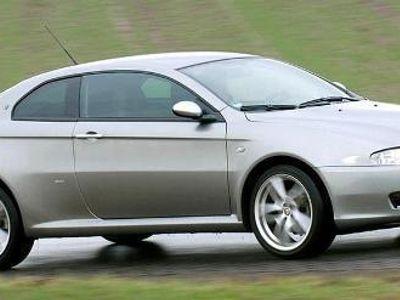 brugt Alfa Romeo GT 1.9 MJT 16V Luxury Euro 4